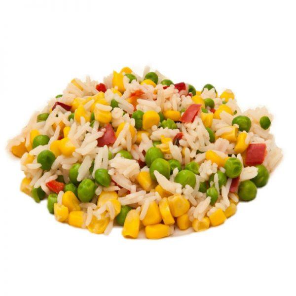 Овощи с рисом с/м - ЭкоФерма 24