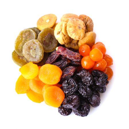 Сушеные фрукты цельные