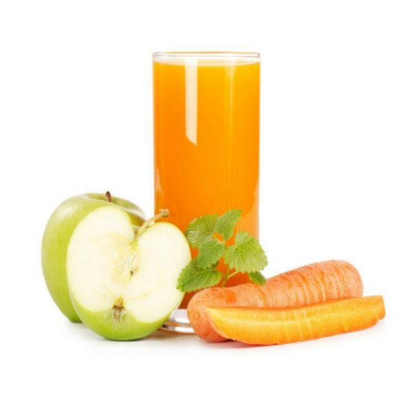 Фреш яблоко-морковь - ЭкоФерма 24