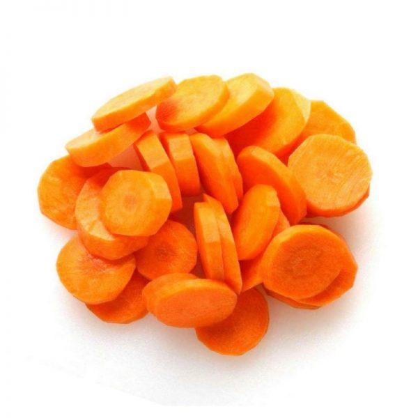 Морковь кружки с/м