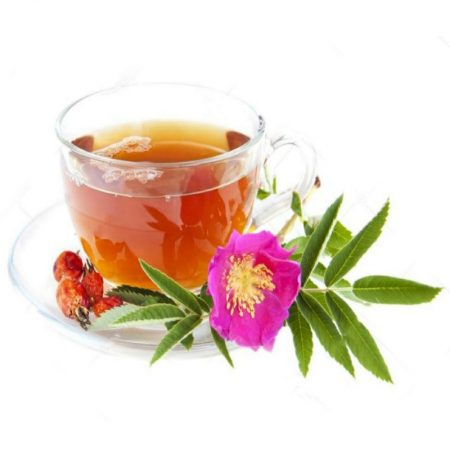 чай шиповник