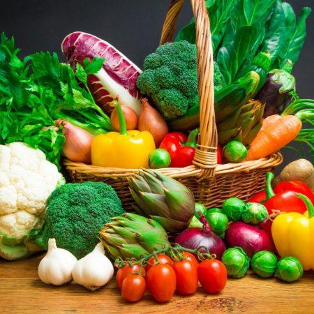Фрукты, Овощи, Ягода