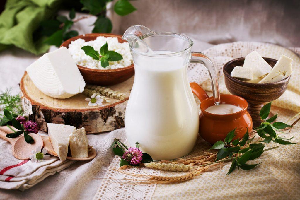 фермерские молочные продукты в москве