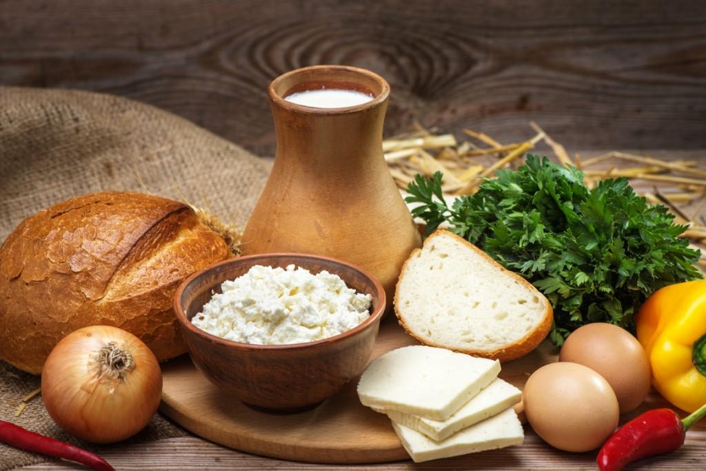 фермерские продукты для иммунитета