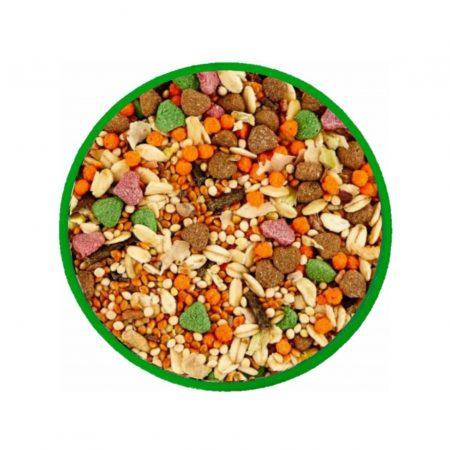Хомяки, мыши, песчанки эко-корм