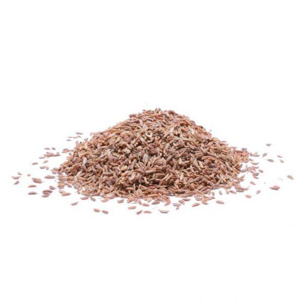 Газон в семенах