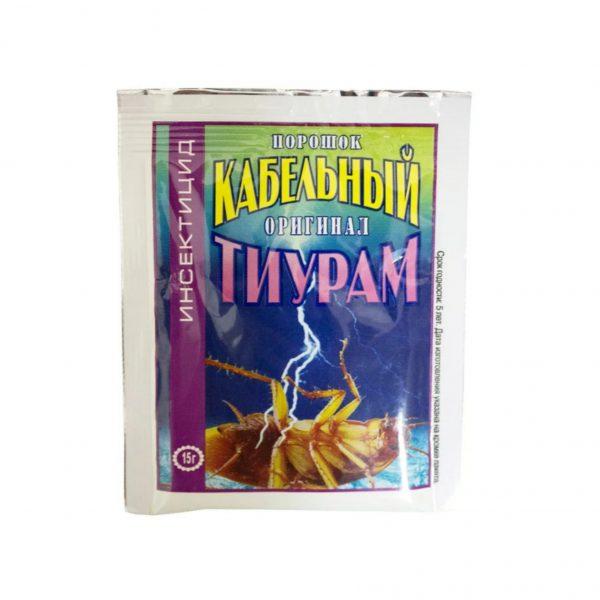 "Средство от тараканов ""Тиурам"" - ЭкоФерма 24"
