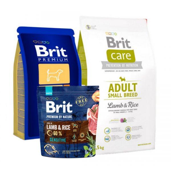 Корм для собак Brit