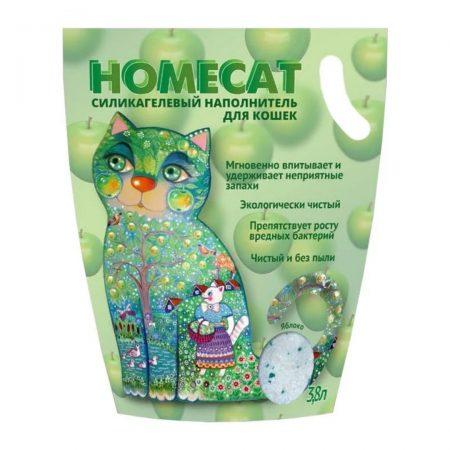 Наполнитель силикагелевый для котов