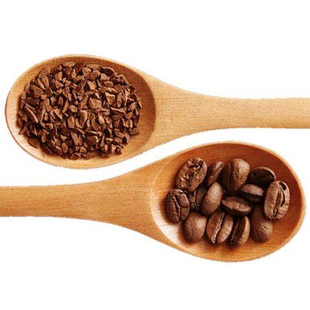 Кофе в заводской упаковке