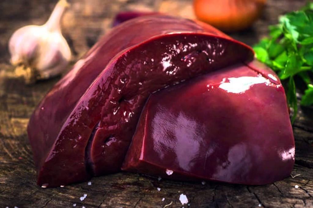 печень говяжья для гемоглобина