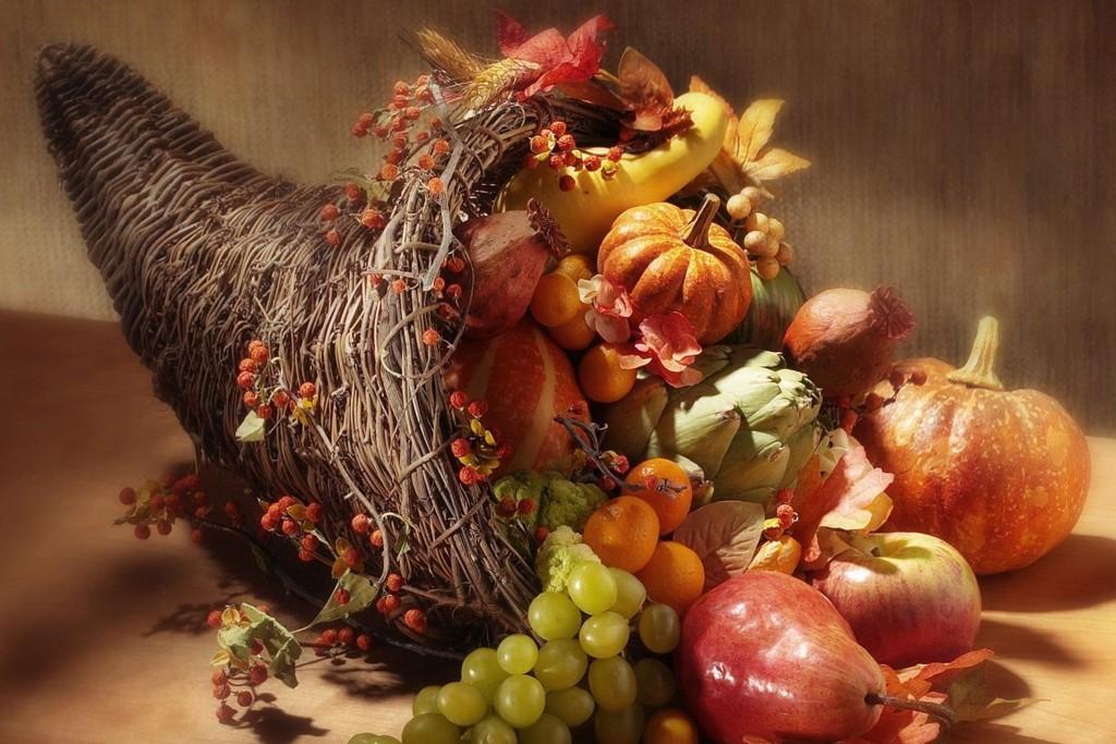 Осень – праздник урожая